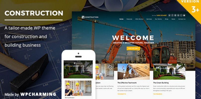 Construction — WP Construction, Building Business