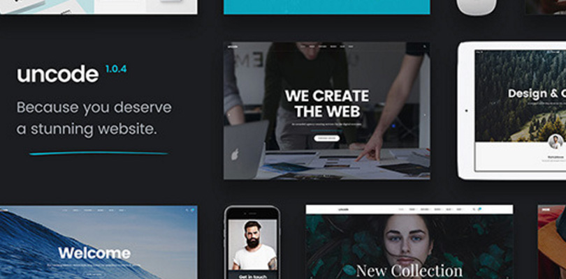 Uncode — Creative Multiuse WordPress Theme