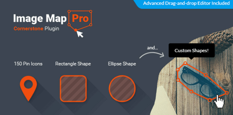 Image Map Pro for Cornerstone — Interactive Image Map Builder