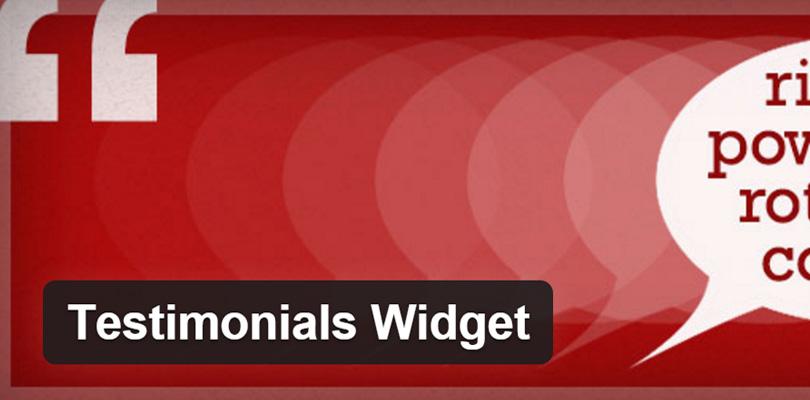 Testimonials Widget