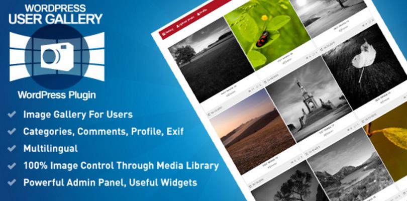 User-Gallery-WordPress-Plugin