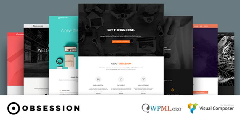 Obsession WordPress Theme