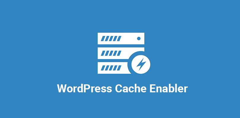 wordpress-cache-enabler plugin