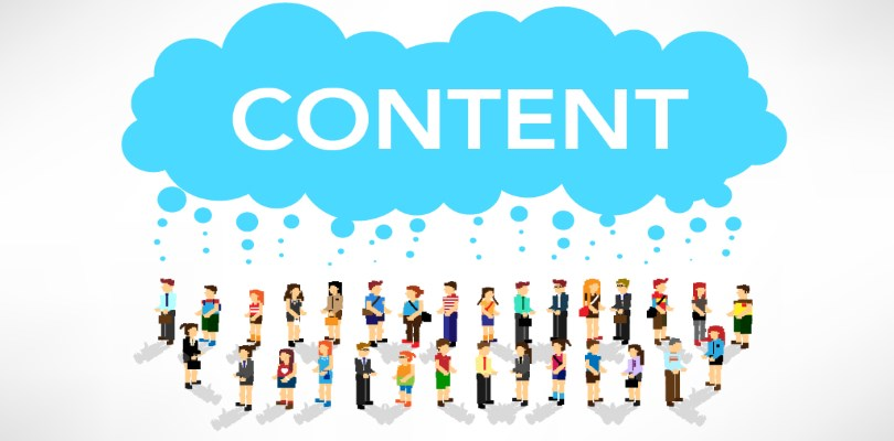 Fill Your Site with Content