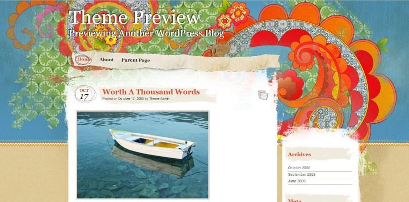 Matala WordPress Theme