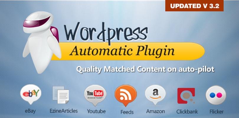 Wordpress-Automatic-Plugin