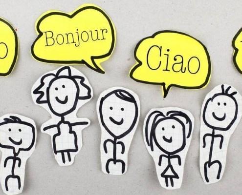 Multilingual main