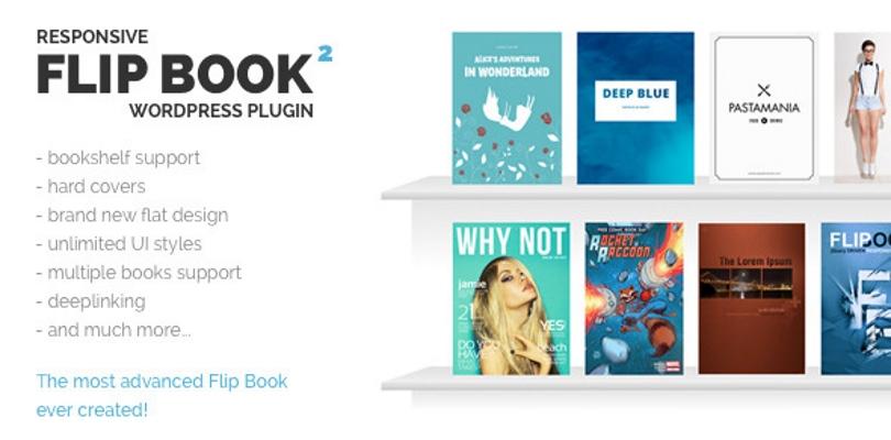Responsive FlipBook