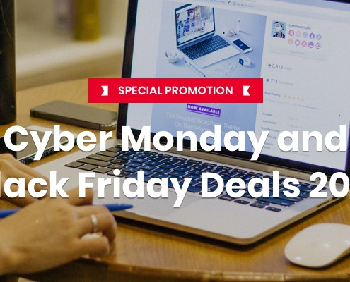 Black Friday WordPress Deals 2017
