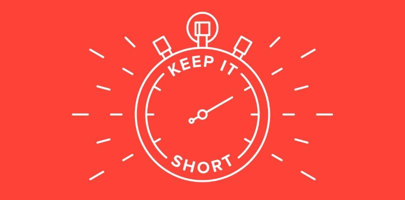 Keep It Short