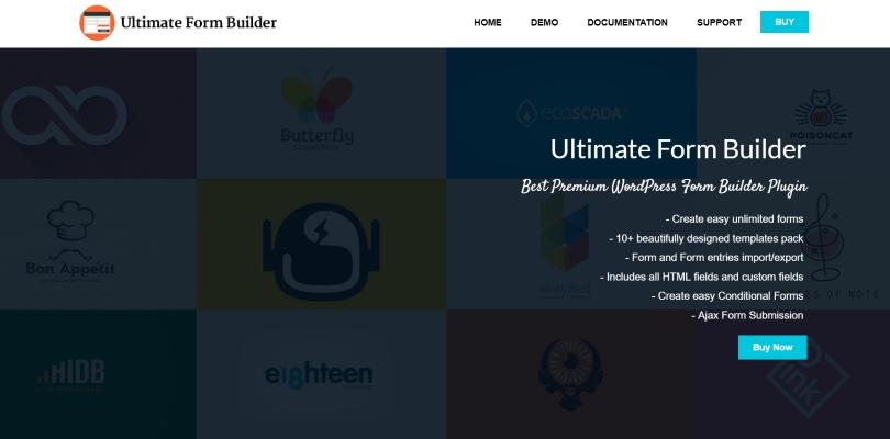 Ultimate Form Builder
