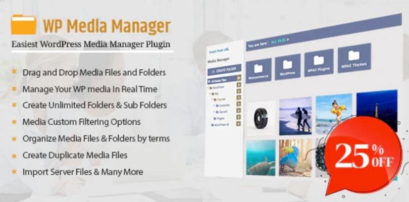 WP Media Manager