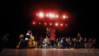 Dafnis Prieto y la Big Band en Festival Jazz Plaza 2019