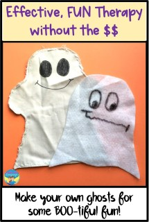 Tips for fun, non-scary Halloween therapy sessions!