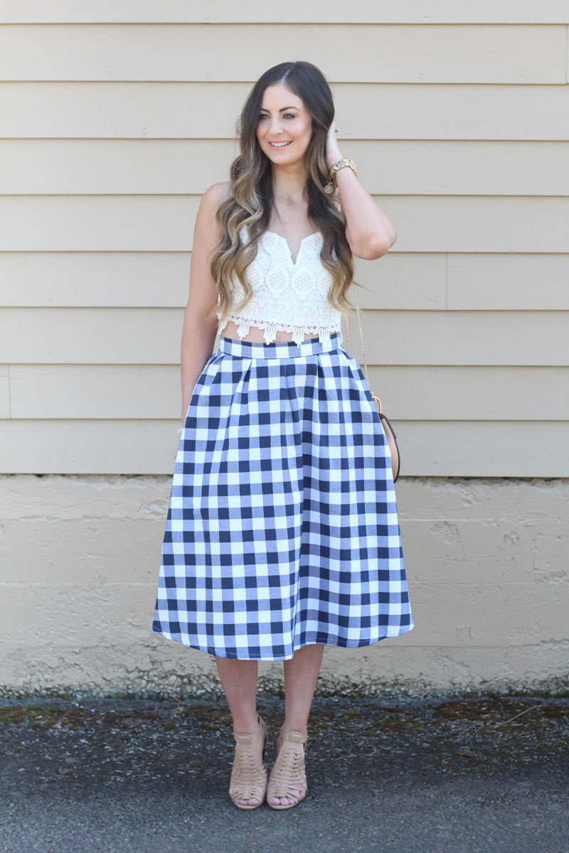 Shabby Apple Skirt