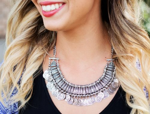 mujer woman women collares como hacer how to make nekclaces