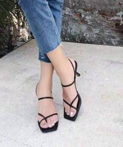 Women Ankle Strap High Heels Shoes Women's Fashion View All Footwear