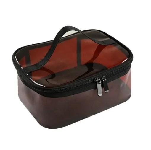Waterproof Transparent Cosmetic Organizer Bag Accessories Makeup Lookta Beauty View All