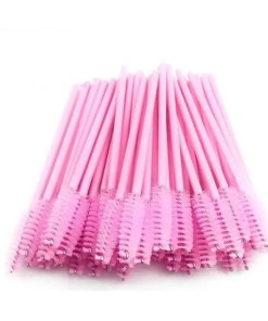 50 Pieces Micro Eyelash Extension Cleaning Brush Eyelashes Makeup Lookta Beauty View All