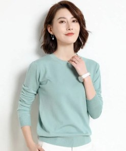 Ladies Soft Slim Fit Sweater Women's Fashion View All Women's Clothing Sweater