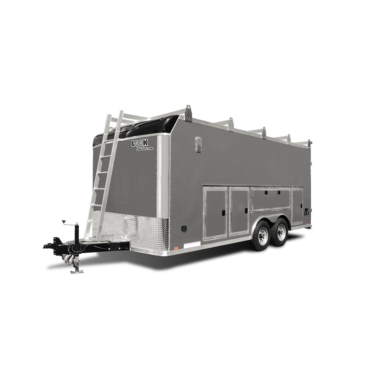 lxt contractor look trailers