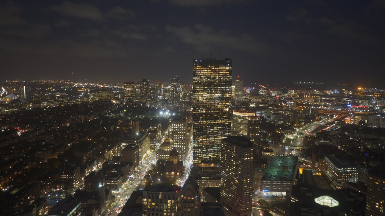 financial district of boston