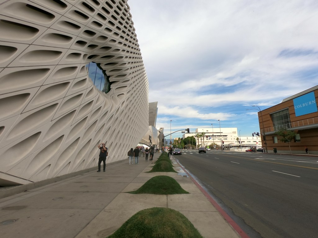 The Broad, Downtown, LA