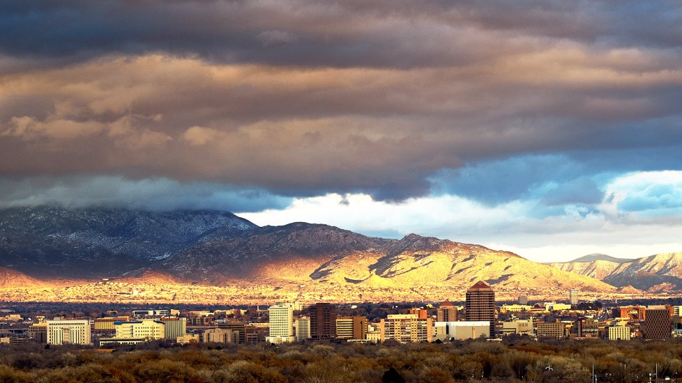 A great trip fro Houston, Albuquerque New Mexico