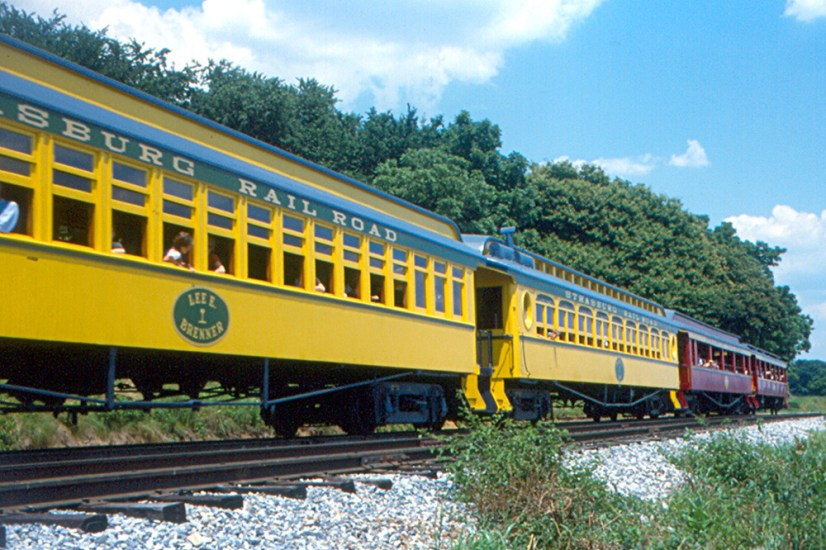 A ride on Strasburg Rail Road is one of the most exciting things to do in this peaceful town.