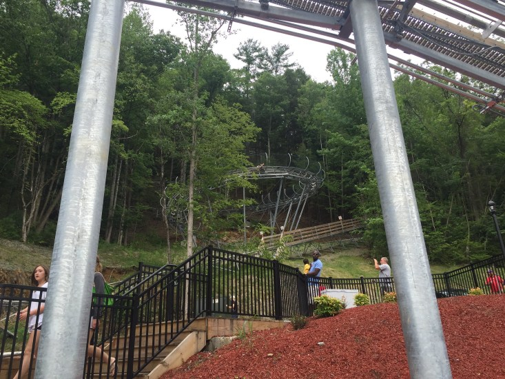 The Gatlinburg Mountain Coaster can be the ride of your life.