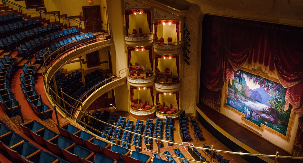 Explore Galveston Culture by visiting The Grand 1894 Opera House
