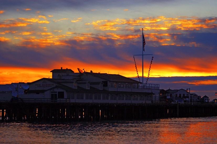 Food lovers should visit Harbours restaurant in Santa Barbara.
