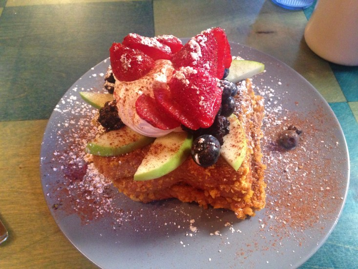 A visit to this cafe could be the perfect start to your day in Fells Point and we highly recommend it.