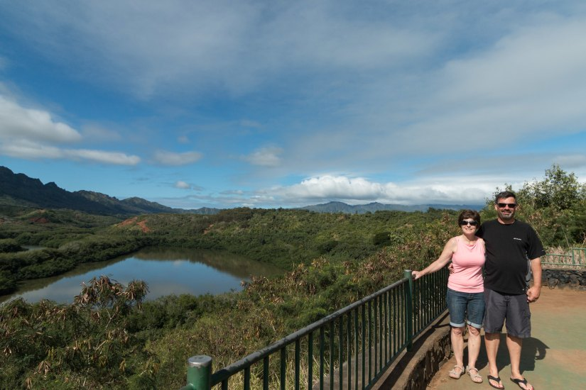 The Menehune Fishpond is one of the most famous places to visit in Lihue.