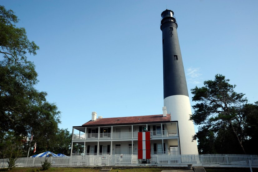 Pensacola lighthouse is a family friendly attraction that will make your vacation to Perdido Key a really great one.