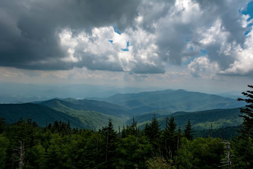 The Great Smoky Mountains National Park is the most visited national park in the Sokies,United States of America.