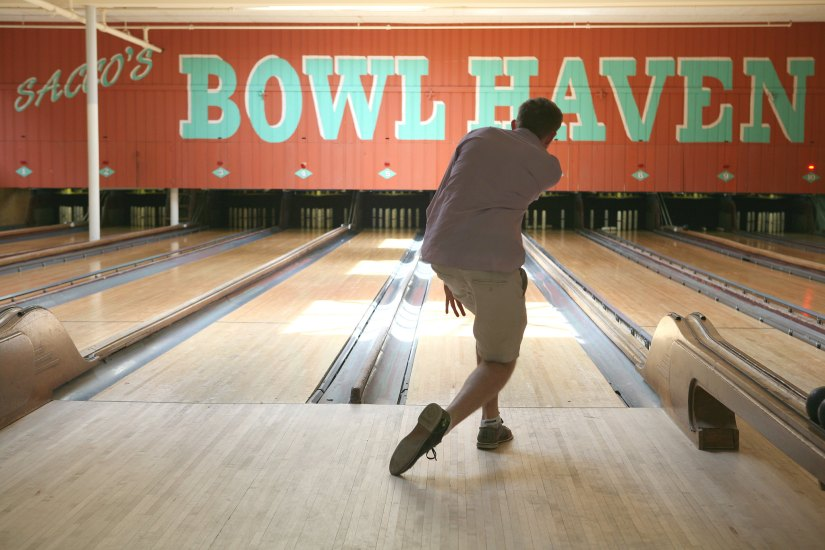 Better off Bowling is a bowling alley that you must visit while in Somerville.