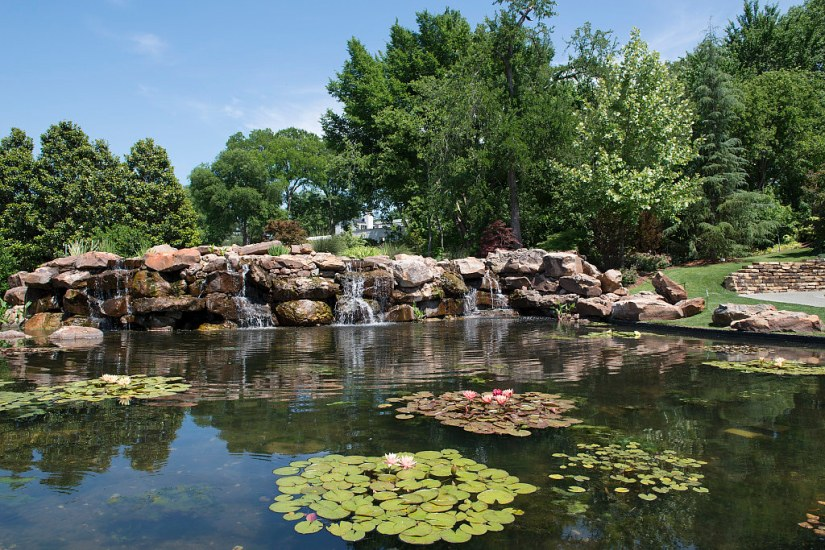 Botanical Garden are one of the best places to visit in Texas