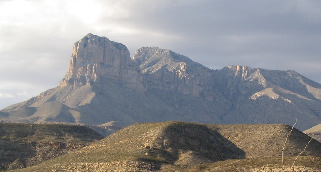 Guadalupe mountains lies one of the most beautiful parks of Texas
