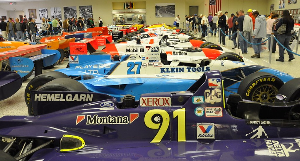 The Indianapolis Motor Speedway Museum