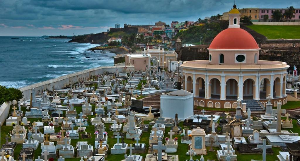 Santa María Magdalena de Pazzis in Old San Juan, Puerto Rico