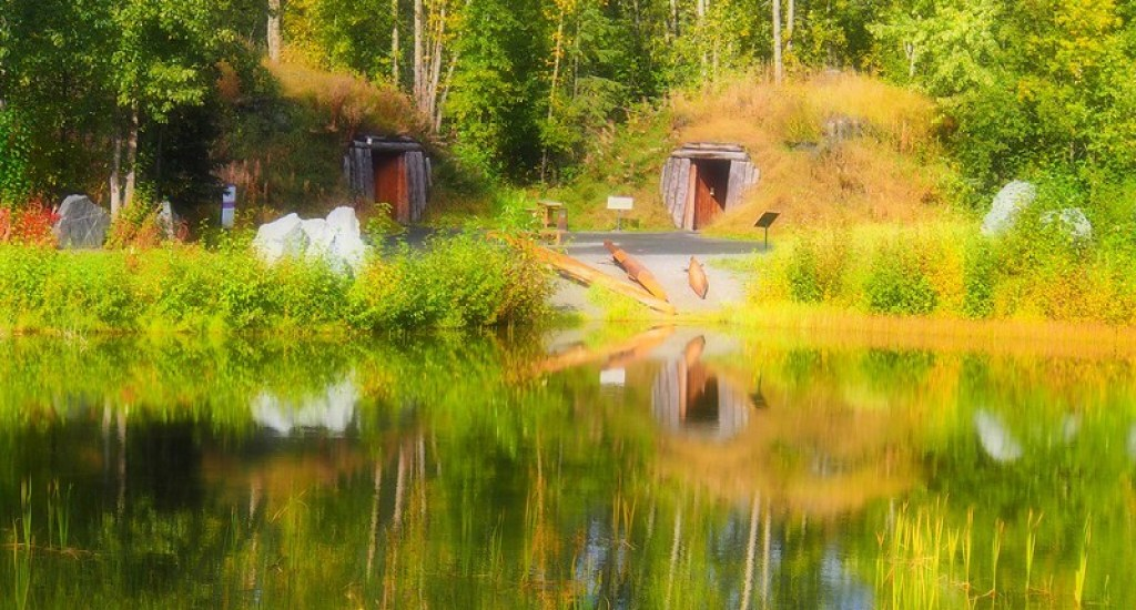 you are interested in history and culture make sure to visit the Alaska Native Heritage Center.