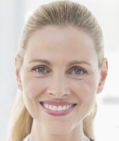 40-ish nurse portrait