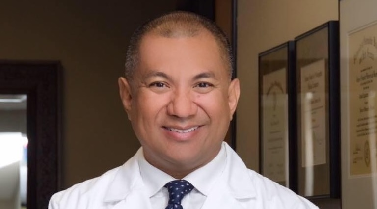 Dr. Arnold Almonte – Feature Photo