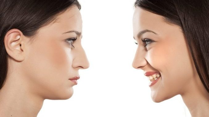 Nose job, rhinoplasty, Dr. Brian Machida, Inland Empire