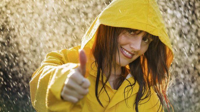 Smile, positive attitude, optimism