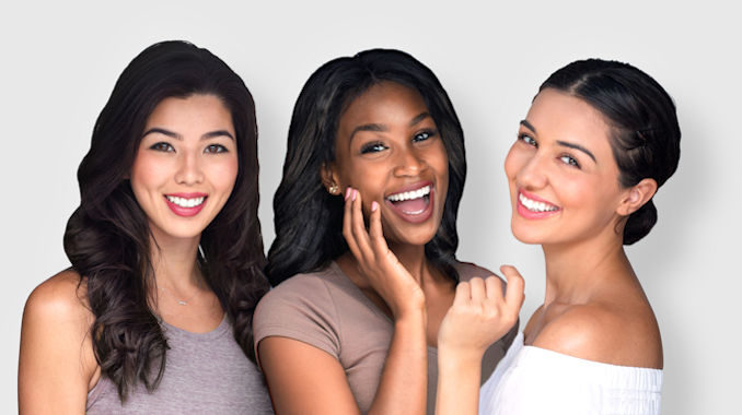 Group of darker complexion