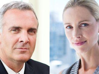 businessman, businesswoman, success, income, facial appearance