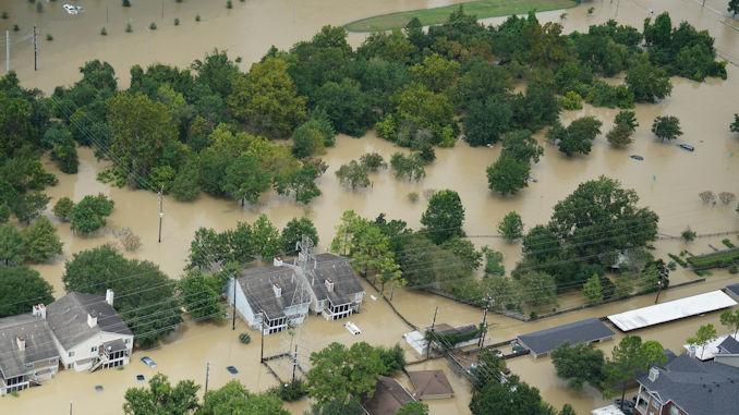 Hurricane Harvey, Hurricane Irma flooding coping