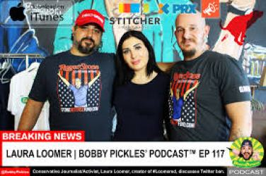 LAURA LOOMER | BOBBY PICKLES' PODCAST™️ EP 117 - Bobby Pickles' Podcast